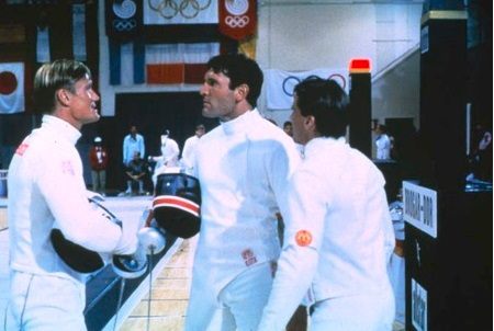 - Sport Fencing in Movies and Pop Culture