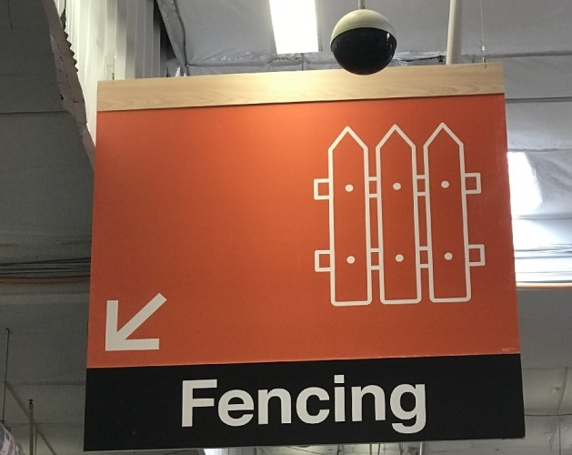 Why fencing is called fencing