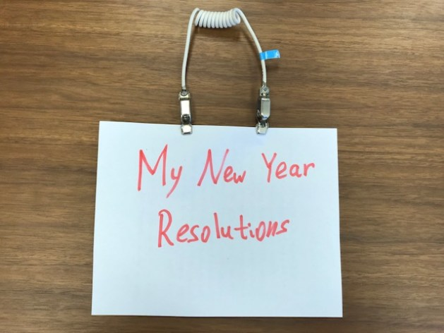 5 New Year's Resolutions Fencers Probably Won't Keep