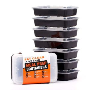 Healthy Meal Prep Containers