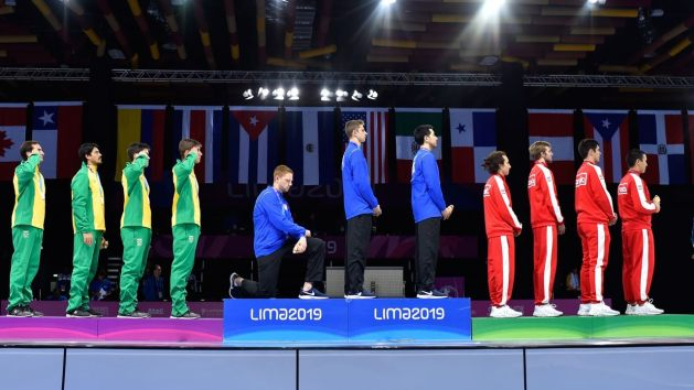 Race Imboden Kneeling - At the Crossroads of Fencing and Freedom