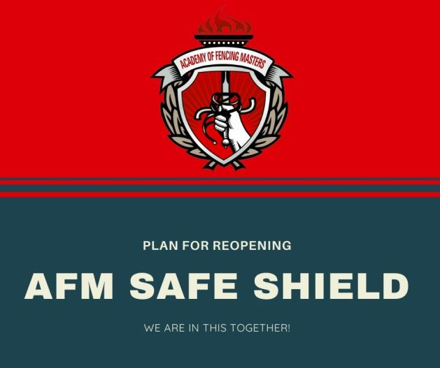 AFM Safe Shield - Returning to Training Guidelines & Plan