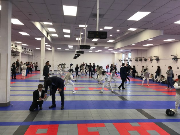 Should Fencers Go to Competitions Right Now?