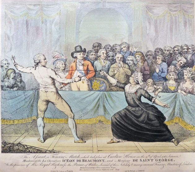 A Not-So-Brief History of Fencing, Part 2: Old World European Fencing