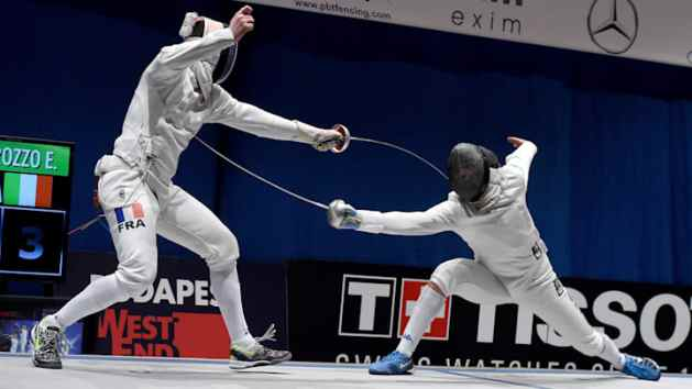 The Basics of Olympic Fencing, Part 3 - Qualification & Competition