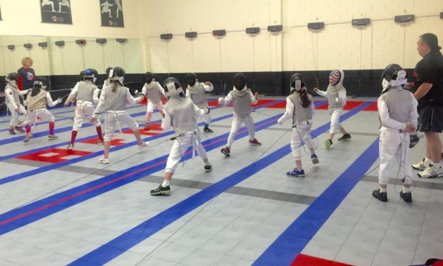 A Fencing Parent's Guide to Grooming an Elite Athlete
