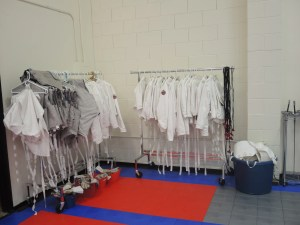 Fencing Equipment at Fencing Clubs Is Available for Novice Fencers to Gear Up