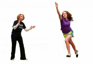 Fencing Improves Agility, both Physical and Mental
