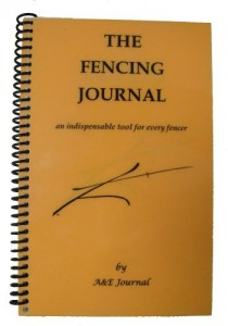 Fencing Journal is an essential tool for every fencer