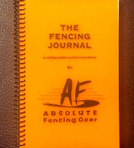 Fencing Journal A How-to Guide