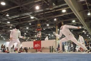 Fencing Summer Nationals