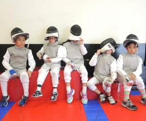 Is my child a fencing genius