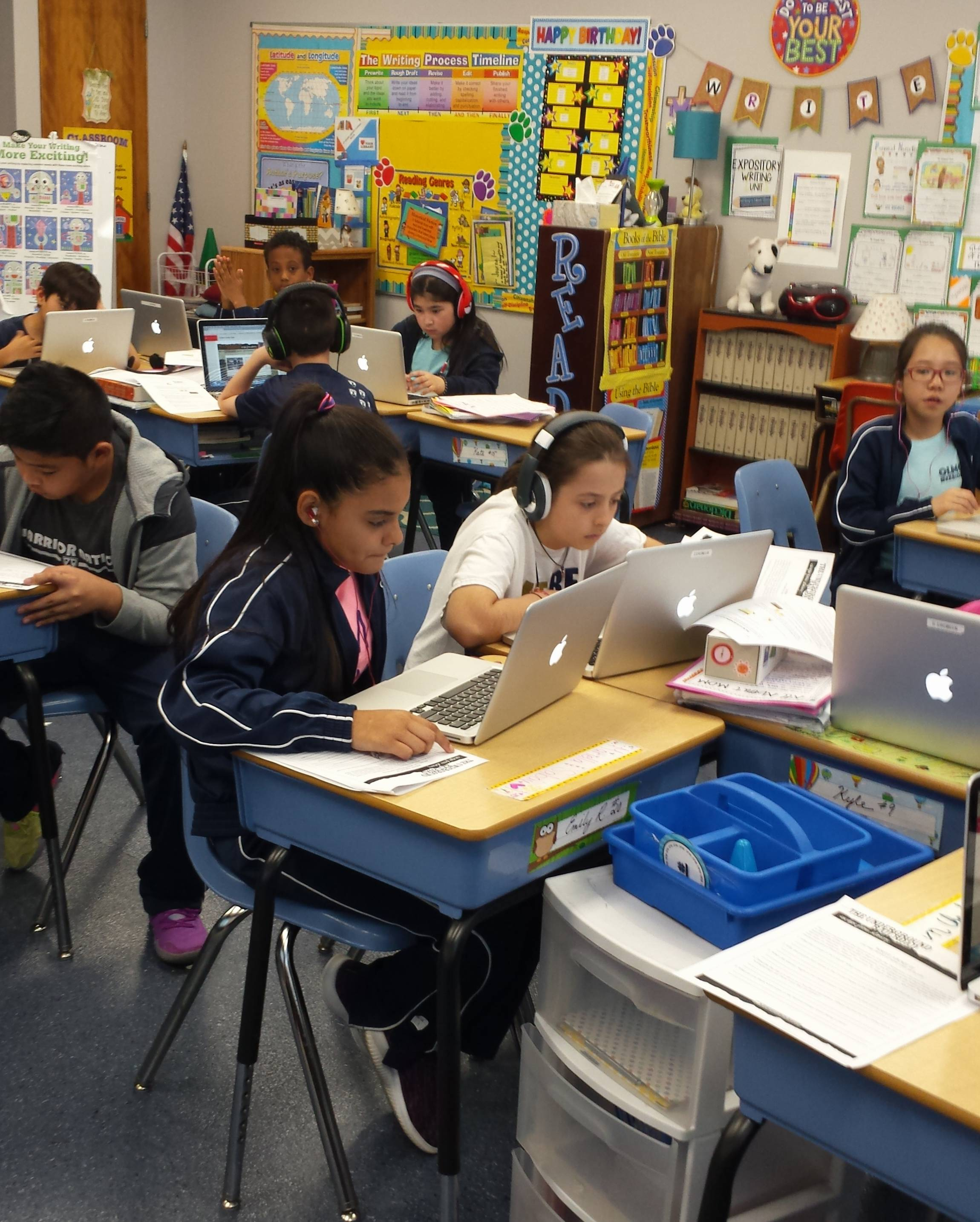 4th Grade Takes Virtual Tour Of The Underground Railroad