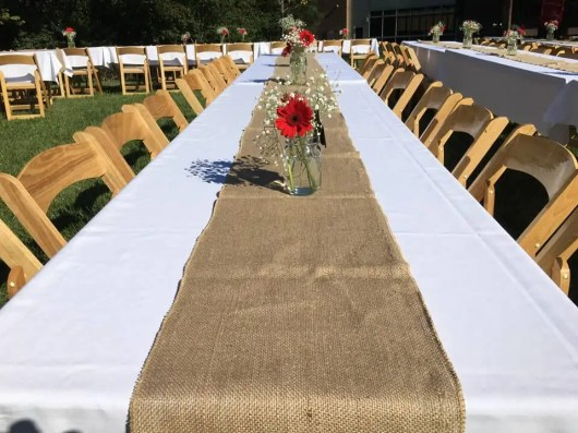 Banquet Table Rental Cincinnati