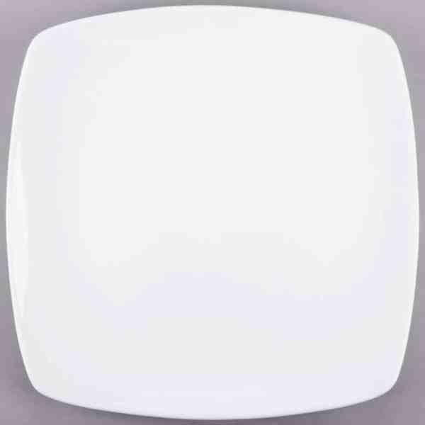 Square Plate Rental