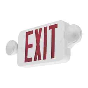 Exit Sign Rental