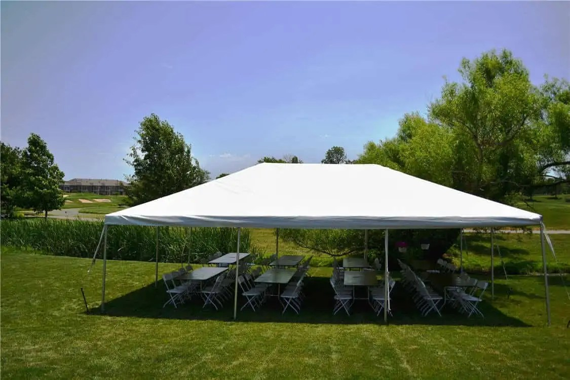 Frame Tent Rental Cincinnati