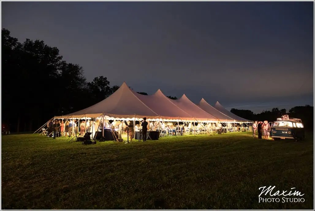 Wedding Tent Rental Cincinnati