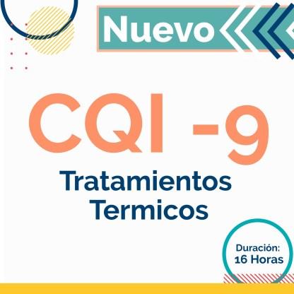 CQI-9 Tratamientos Térmicos