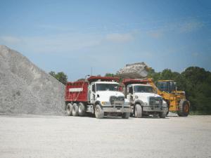 Crushed Limestone   Acadiana Shell & Limestone