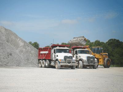 Limestone Driveway vs. Gravel Driveway | Acadiana Shell & Limestone