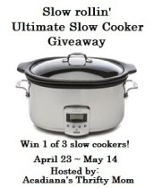 ultimate slow cooker button