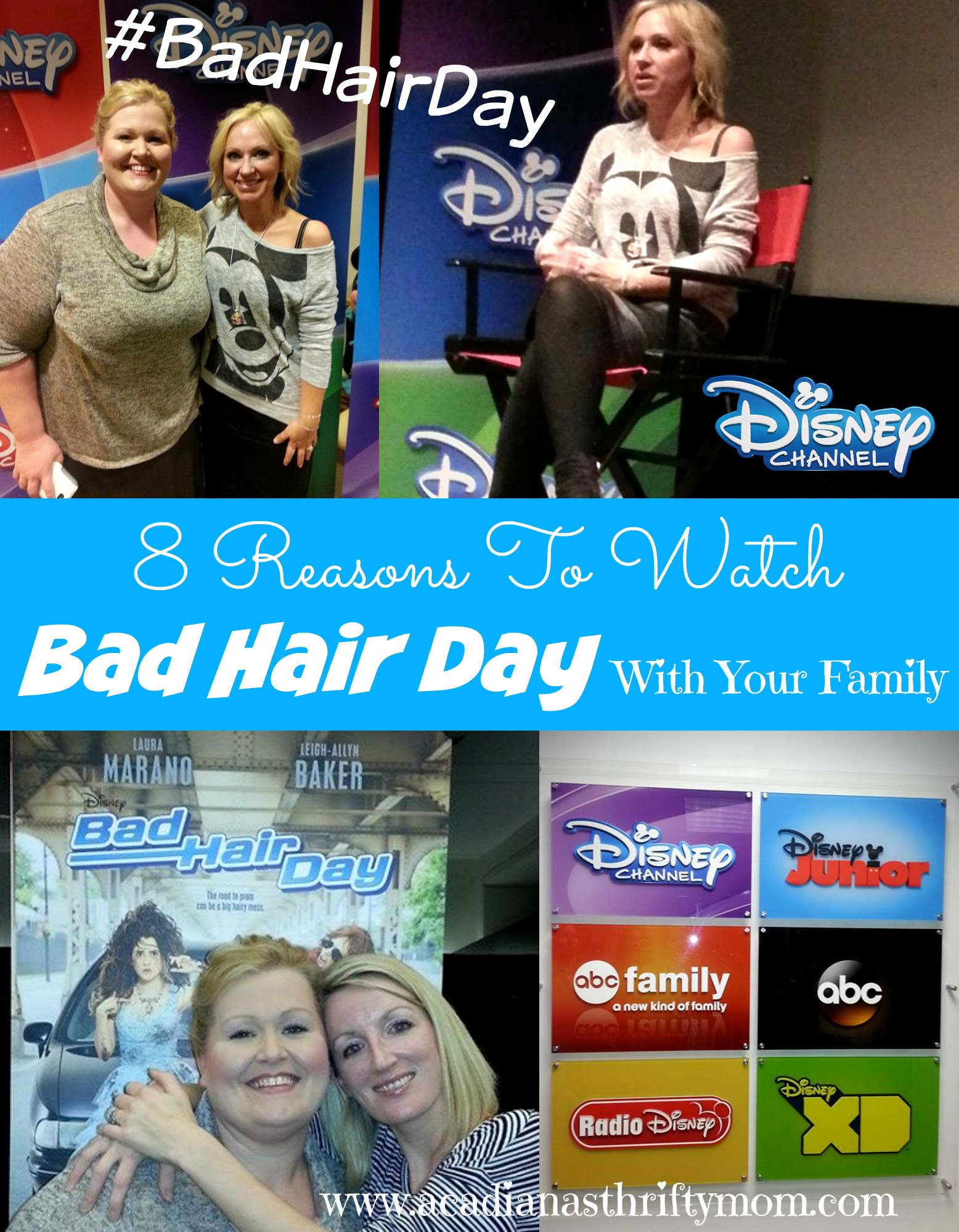 8 Reasons You Should Watch Disney Channel S Bad Hair Day