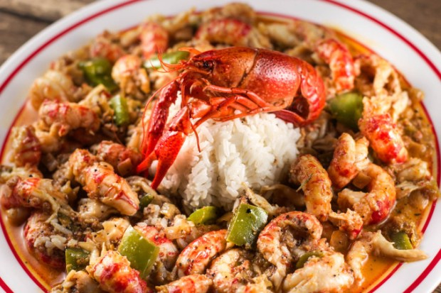 Cajun Recipes with Crawfish Etouffee Vegetables and Shrimp