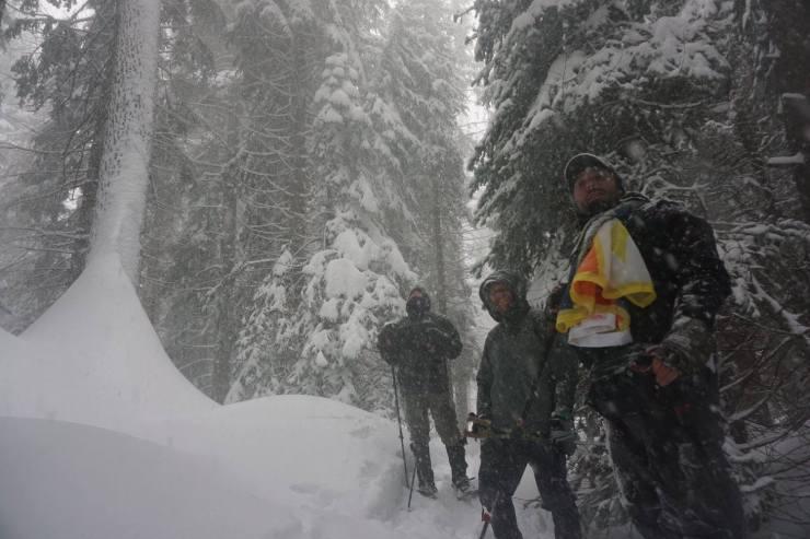 Yosemite deuce 2017