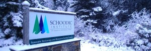 Schoodic institute winter festival at acadia national park