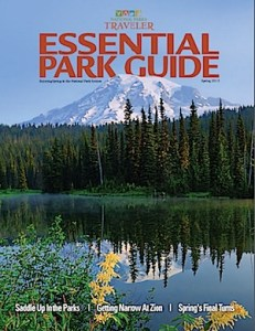 National Parks Traveler spring 2015 essential park guide