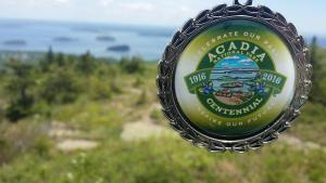 acadia national park hiking