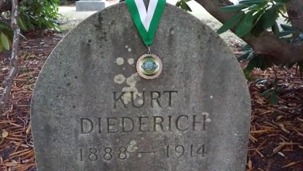 kurt diederich's climb