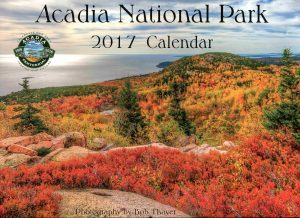 acadia calendar