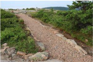 cadillac south ridge trail