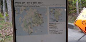acadia park pass