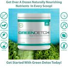 NEW SixPackAbs Green Detox Superfood Drink Mix No Sugar Vegan Friendly
