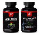 Energy vitamins – ANTI PARASTE – ACAI BERRY COMBO 2B – acai organic powder