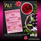 I Am Worldwide Amazing ACAI BERRY EXTRACT W/ COLLAGEN-Authorized SELLER