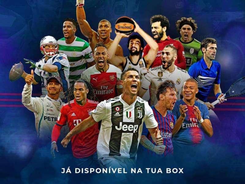 Eleven Sports disponível em todas as operadoras