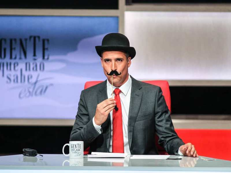 Data marcada| Ricardo Araújo Pereira regressa à TVI