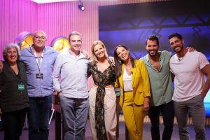 Iva Domingues anuncia programa com Ângelo Rodrigues e Cristina Ferreira
