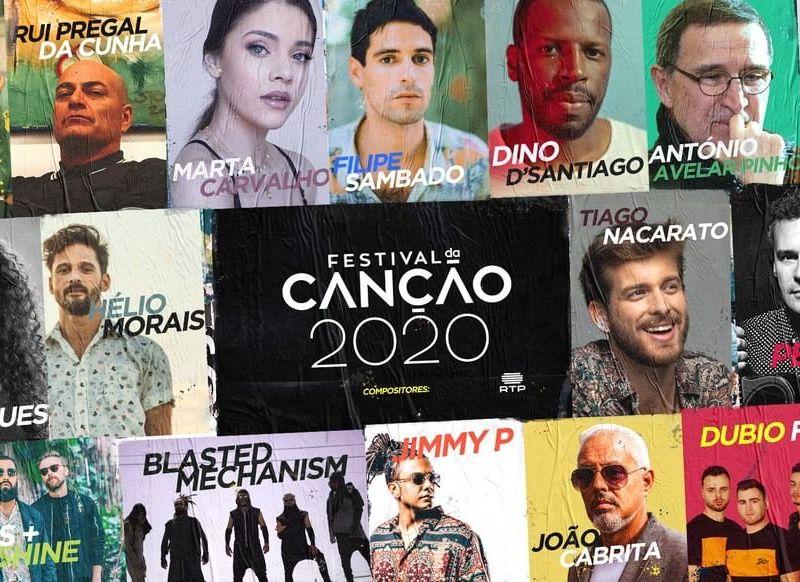 RTP anuncia compositores do 'Festival da Canção 2020'