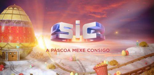 SIC anuncia cinema para a Páscoa