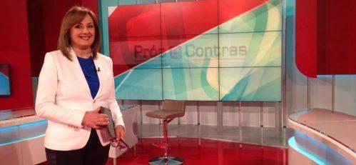 'Prós e Contras' termina. Fátima Campos Ferreira tem novo desafio