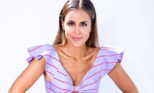 Carolina Patrocínio apresenta 'What´s Up? TV' na SIC Mulher