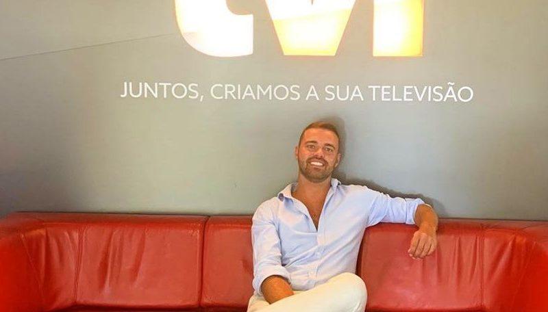 João Valentim revela que na SIC nunca se sentiu em casa