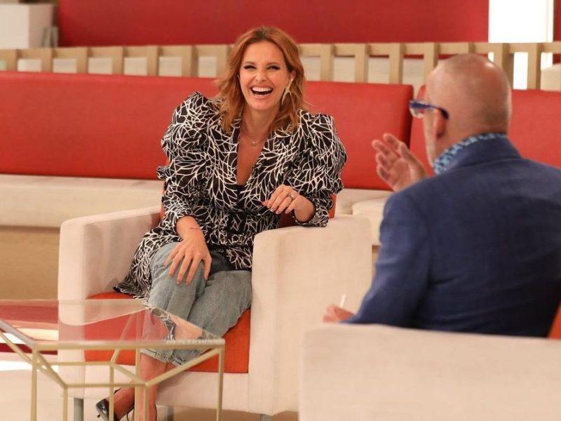 Cristina explica isolamento e dá liderança ao 'Você na TV!'