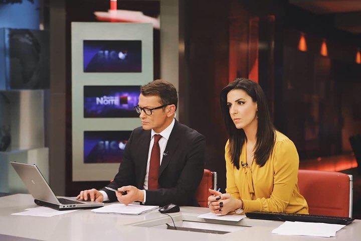 Sara Pinto deixa informação da SIC e muda-se para a TVI