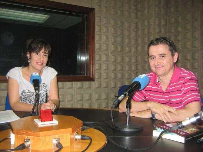 Entrevista que he tenido en la Cadena Cope junto a la gran periodista, Silvia Merchán